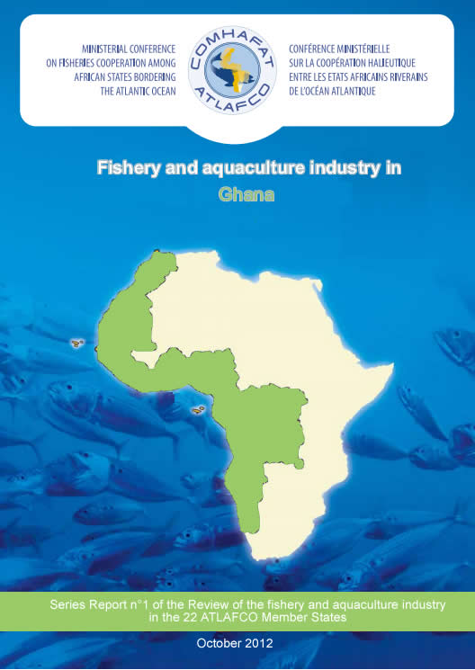 Fishery and aquaculture industry in Ghana